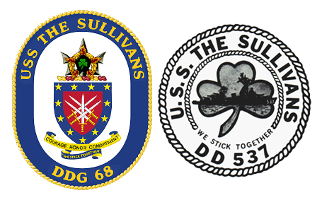 USS THE SULLIVANS